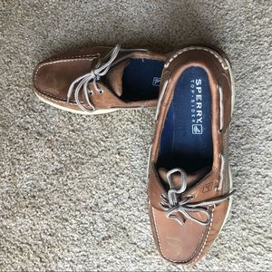 Sperry Men's Intrepid Boat Shoes Size 10M